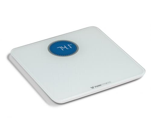Osobní váha Flow Fitness BS20w, S20b profilová