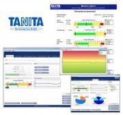 Osobní digitální váha Software GMON Standard